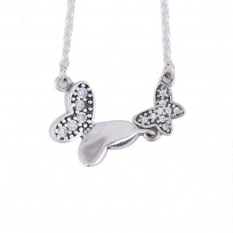 Dancing butterflies Necklace DOU9992