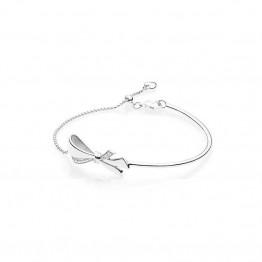 Bow Silver Bracelet DOS9921