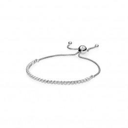 Adjustable Silver Bracelet DOS9944