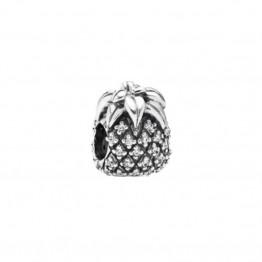Shining Pineapple Charm DOCS9899