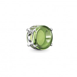 Colorful Gems Silver Charms DOX9570