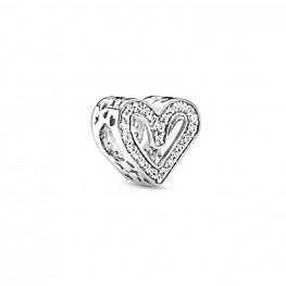 Love Silver Charm DOX9593