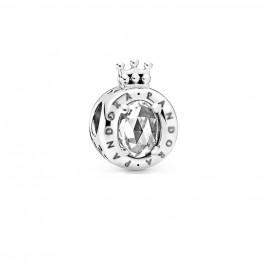 Crown Silver Charm DOX9603