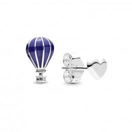 Balloons And Hearts Earrings DOE9800