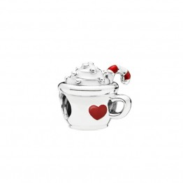 Hot Coco Enamel Charms DOCJ9832