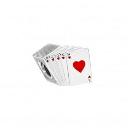 Poker Enamel Charms DOCJ9841