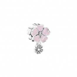 Flower Enamel Charms DOCJ9962