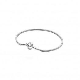 ME Series Sterling Silver Bracelet DOM9973