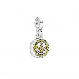 ME Series Pendants Silver Bracelet DOM9987