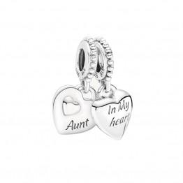 In My Heart Aunt Pendant DOD9477