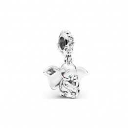Flying Elephant Pendant Charm DOD9608