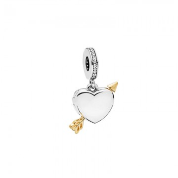 Shoot Into Your Heart Pendant DOD9609