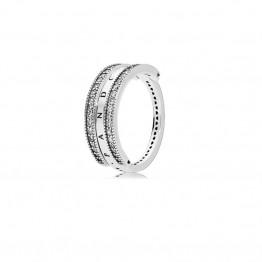 Flip Silver Ring DOZ9784
