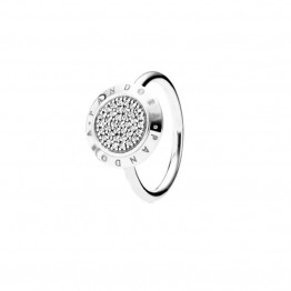 Sign Silver Ring DOZ9878