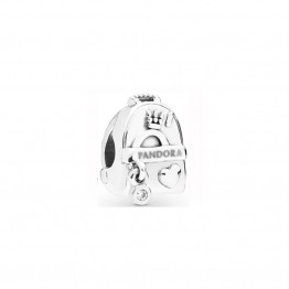 Adventure Backpack Silver Charm DOCY9822
