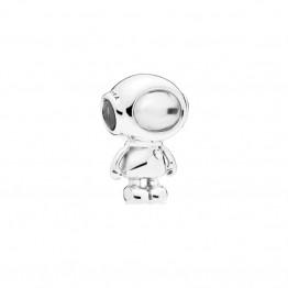 Astronaut Silver Charm DOCY9828
