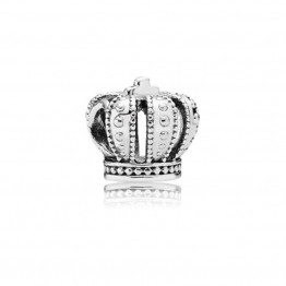 Crown Silver Charm DOCY9896