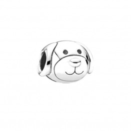 Loyal Puppy Silver Charm DOCY9942